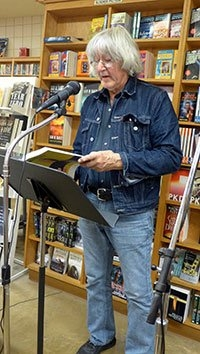 Ivan Arguelles Reading from Ars Poetica